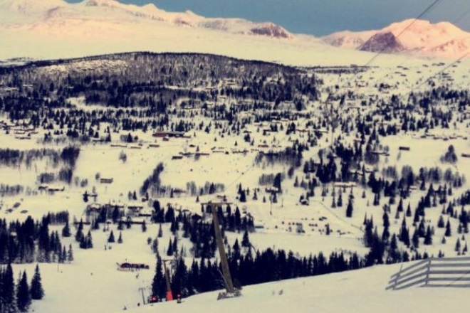 Mysusæter skianlegg åpnet!