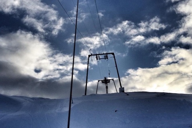 Mysusæter skianlegg